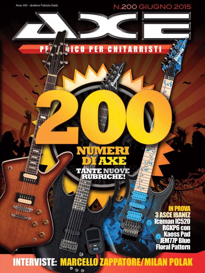 Axe 200